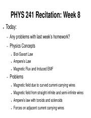 PHYS 241 Recitation Week 8 Spring Online Annotated.pdf