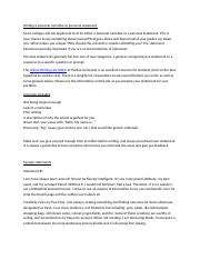 Writing a personal narrative or personal statement.docx