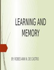 LEARNING-AND-MEMORY.BIANDECASTRO.pptx