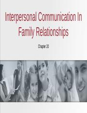 Interpersonal Communication In Family Relationships week 5edited.pptx