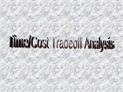 Time_Cost_Tradeoff