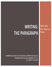 1.Writing a Paragraph.pdf