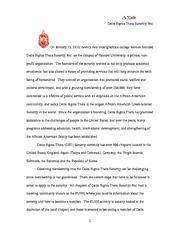 Six sigma essay paper