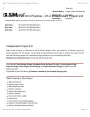 SIMnet - PowerPoint 2019 In Practice - Ch 2 Independent Project 2-6.pdf