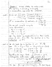 Force Fields Notes