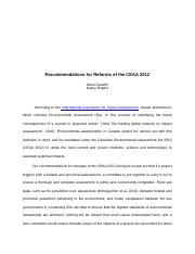 recommendations-for-reforms-of-the-ceaa-2012.docx