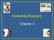 MKTG 360 Marketing Research Lecture