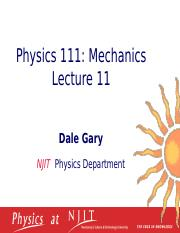 Phys111_lecture11