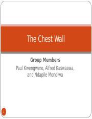 3. Gross Anatomy Of The Chest Wall final(2)