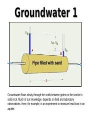 Lecture 19w Groundwater 1.ppt