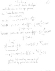 Chapter 11 Lecture 1 Notes