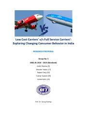 Low cost carriers_Research Proposal final modified.pdf