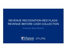 3.Video-2.2-Revenue-Recognition-Red-Flags-Revenue-before-Cash-Collection