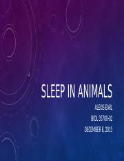 Sleep In animals presentation.pptx