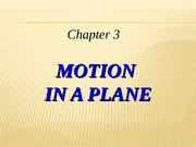 Ch 03 Motion in a Plane-final
