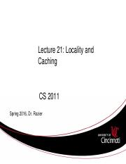 cs2011-Lecture21.ppt