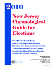 NJ 2010 Voter Information 9.1.10