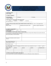 Foreign National Student Internship Program Application Form (2)