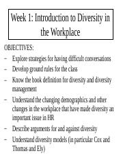 Week 1 Workplace diversity.ppt