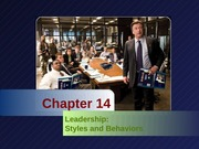 Chapter 14 PowerPoint Slides(1)