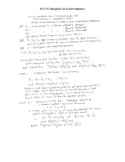Wk02 2014-15 - Marginal Cost Lecture Summary(1).pdf