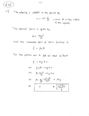 Solutions Pset3