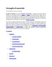 Strength of materials.docx
