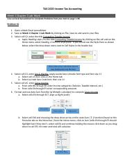 TAX 2000 Wk 1 Problem 10 Instructions.docx