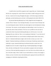 essay on leadership in gladiator leadership essay on gladiator  3 pages final essay course reflection