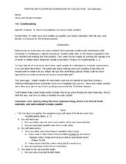 Informative speech galapagos islands outline