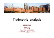 ABCT 2741 Lect 5