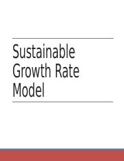 Sustainable Growth Rate.pptx