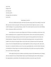 satirical essay