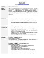 Copy (2) of Lucy Wambui Maina  CV