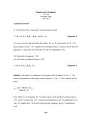 Homework 6 Solutions(1)