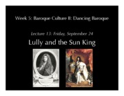 Week5-3-Lully-LouisXIV