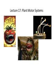 Lecture 17 Plant Motor Systems.pdf