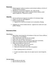 Chapter 3 Lecture Outline 1
