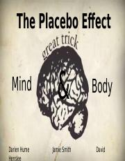 The Placebo Effect.pptx