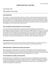 Case note template with check list included-2