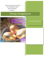 assignment group Hermi