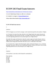 283518919-ECON-545-Final-Exam-Answers