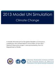 CCST9019 Model UN Climate Change Summit Part 2 (1)