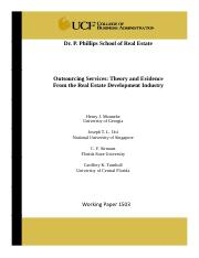 Real Estate Development - Theories & Evidence.pdf