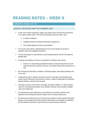 2014 11 12 Reading Notes – Week 9