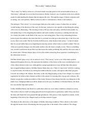 High technologies essay