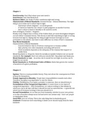 BUS3 186 Study Guide Midterm 1