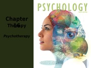 Chp 16 - Therapy(1)