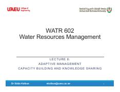 Lecture 8 Adaptive mgmt and capacity building.pdf