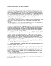 Chapter 7 Problems 10 & 12 and Solutions